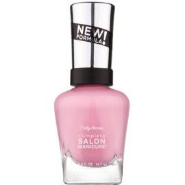 Sally Hansen Complete Salon Manicure укрепващ лак за нокти цвят 523 Aflorable 14,7 мл.