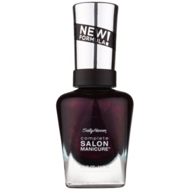 Sally Hansen Complete Salon Manicure posilující lak na nehty odstín 641 Belle of the Ball 14,7 ml