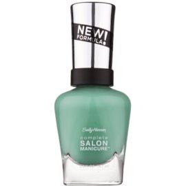 Sally Hansen Complete Salon Manicure posilující lak na nehty odstín 672 Jaded 14,7 ml