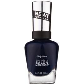Sally Hansen Complete Salon Manicure posilující lak na nehty odstín 674 Nightwatch 14,7 ml
