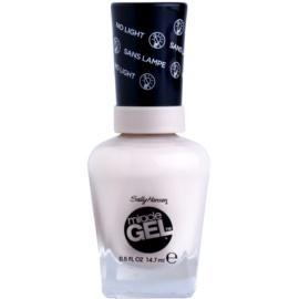 Sally Hansen Miracle Gel™ géles körömlakk UV/LED lámpa használata nélkül árnyalat 110 Birthday Suit 14,7 ml