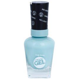 Sally Hansen Miracle Gel™ гел лак за нокти без използване на UV/LED лампа цвят 240 B Girl 14,7 мл.