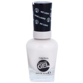Sally Hansen Miracle Gel™ гел лак за нокти без използване на UV/LED лампа цвят 430 Créme de la Créme 14,7 мл.