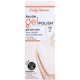 Sally Hansen Salon gelový lak na nehty odstín 120 Sheer Ecstasy 7 ml