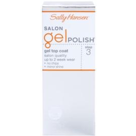 Sally Hansen Salon verniz de revestimento superior para unhas de gel 02  4 ml