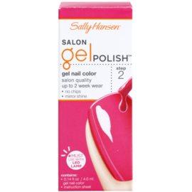 Sally Hansen Salon gelový lak na nehty odstín 210 Back to the Fuschia 7 ml