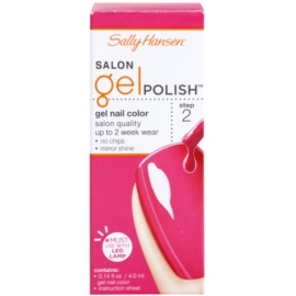 Sally Hansen Salon verniz de gel para unhas tom 210 Back to the Fuschia 7 ml