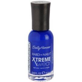 Sally Hansen Hard As Nails Xtreme Wear erősítő körömlakk árnyalat 420 Pacific Blue 11,8 ml