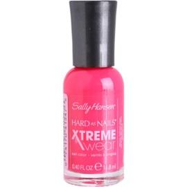Sally Hansen Hard As Nails Xtreme Wear erősítő körömlakk árnyalat 165 Pink Punk 11,8 ml