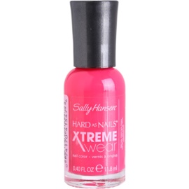 Sally Hansen Hard As Nails Xtreme Wear zpevňující lak na nehty odstín 165 Pink Punk 11,8 ml