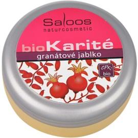 Saloos Bio Karité testbalzsam gránátalma  50 ml