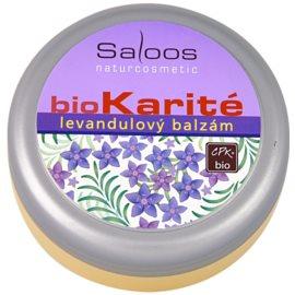 Saloos Bio Karité balzam za telo sivka  50 ml