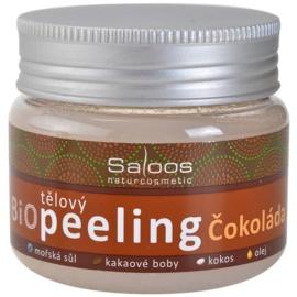 Saloos Bio Peeling Body Scrub Chocolate  140 ml