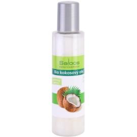 Saloos Bio Coconut Oil aceite de coco para pieles secas y sensibles  125 ml