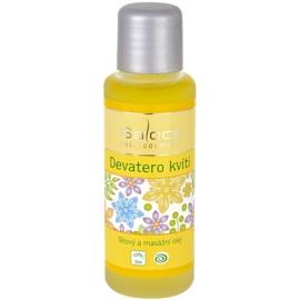 Saloos Bio Body and Massage Oils Body Massage Oil Nine Flowers  50 ml