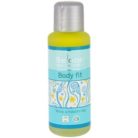 Saloos Bio Body and Massage Oils masažno olje za telo body fit  50 ml