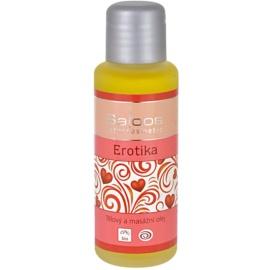 Saloos Bio Body and Massage Oils Body Massage Oil Eroticism  50 ml
