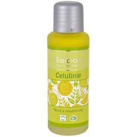 Saloos Bio Body and Massage Oils Body Massage Oil Celulinie  50 ml