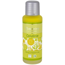 Saloos Bio Body and Massage Oils Body Massage Oil Celulinie  50 ml