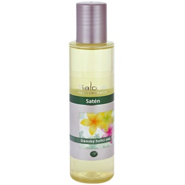 Saloos Shower Oil Rasieröl für Damen Satin  125 ml