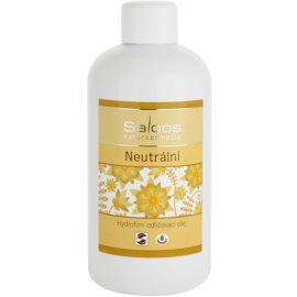 Saloos Make-up Removal Oil aceite desmaquillante formato ahorro neutral  250 ml