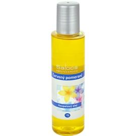 Saloos Bath Oil olej do kúpeľa červený pomaranč  125 ml