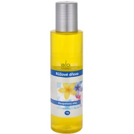 Saloos Bath Oil Badeöl rosa Holz  125 ml