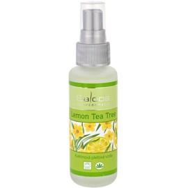 Saloos Floral Lotion blumiges Gesichtswasser Zitronen-Tee-Baum  50 ml