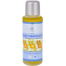 Saloos Pregnancy and Maternal Oil Ringelblumenöl für Kinder  50 ml
