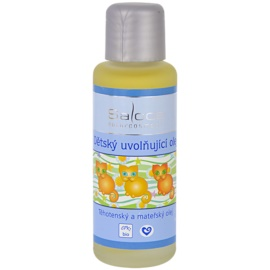 Saloos Pregnancy and Maternal Oil relaxáló olaj gyerekeknek  50 ml
