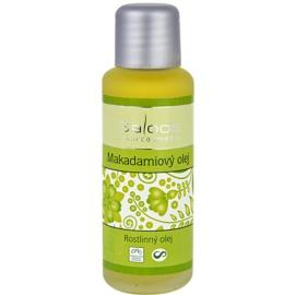 Saloos Vegetable Oil makadamiový olej  50 ml