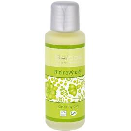 Saloos Vegetable Oil ricinový olej na obličej a tělo  50 ml