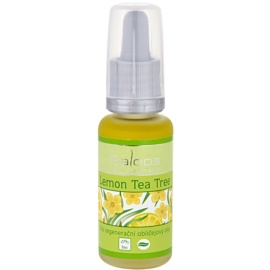 Saloos Bio Regenerative bio regenerujący olejek do twarzy Lemon Tea Tree  20 ml