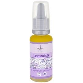 Saloos Bio Regenerative Facial Oil regenerierendes Öl für das Gesicht lavendel  20 ml