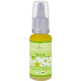 Saloos Bio Regenerative Facial Oil regenerierendes Öl für das Gesicht neroli  20 ml
