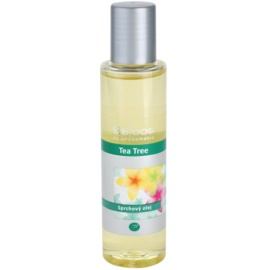 Saloos Shower Oil sprchový olej tea tree  125 ml