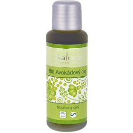 Saloos Vegetable Oil Bio Bio-Avocadoöl  50 ml