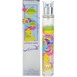 Salvador Dali Lovely Kiss Eau de Toilette para mulheres 30 ml
