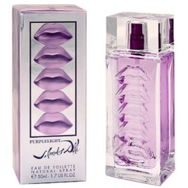 Salvador Dali Purplelight eau de toilette nőknek 50 ml