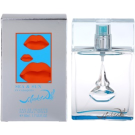 Salvador Dali Sea & Sun in Cadaques Eau de Toilette für Damen 50 ml