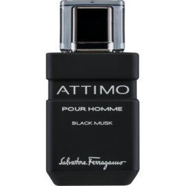Salvatore Ferragamo Attimo Black Musk Pour Homme toaletna voda za moške 100 ml