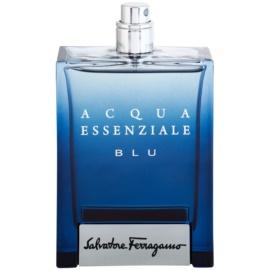 Salvatore Ferragamo Acqua Essenziale Blu woda toaletowa tester dla mężczyzn 100 ml