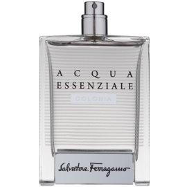 Salvatore Ferragamo Acqua Essenziale Colonia woda toaletowa tester dla mężczyzn 100 ml