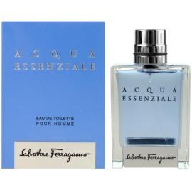 Salvatore Ferragamo Acqua Essenziale Eau de Toilette für Herren 30 ml