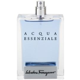 Salvatore Ferragamo Acqua Essenziale eau de toilette teszter férfiaknak 100 ml