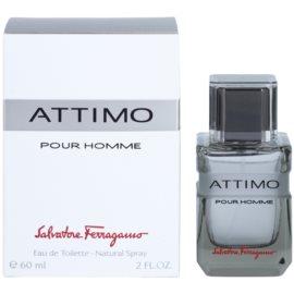 Salvatore Ferragamo Attimo toaletní voda pro muže 60 ml