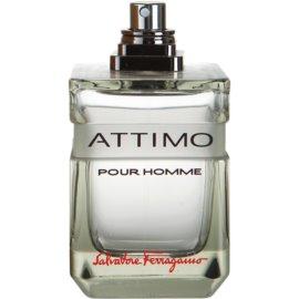 Salvatore Ferragamo Attimo toaletná voda tester pre mužov 100 ml