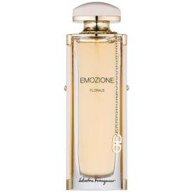 Salvatore Ferragamo Emozione Florale Eau de Parfum voor Vrouwen  50 ml