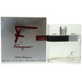 Salvatore Ferragamo F by Ferragamo Pour Homme Eau de Toilette für Herren 100 ml