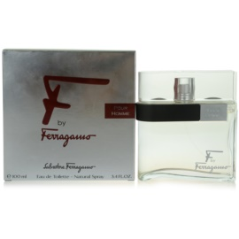Salvatore Ferragamo F by Ferragamo Eau de Toilette for Men 50 ml
